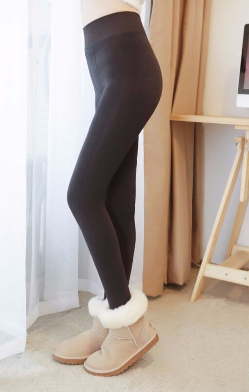 Legging de Inverno com Veludo Interno