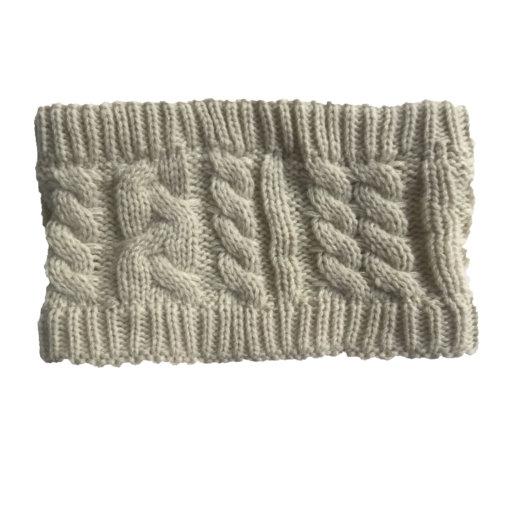 Beige 3 510x510 - Touca de Croche Feminina Estilizada Aberta