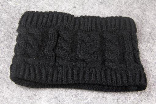 Black 4 510x340 - Touca de Croche Feminina Estilizada Aberta