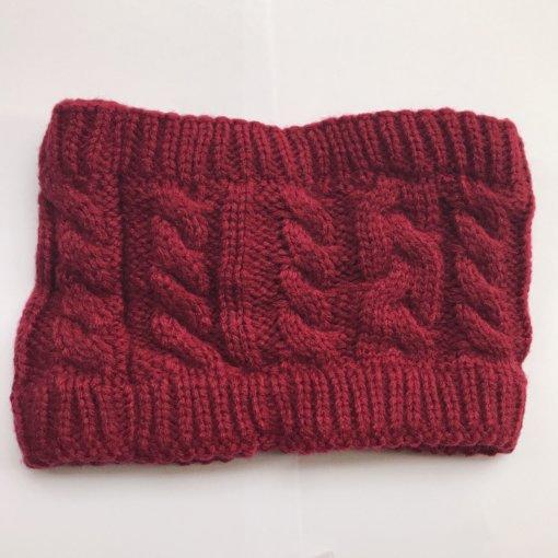 Red 3 510x510 - Touca de Croche Feminina Estilizada Aberta