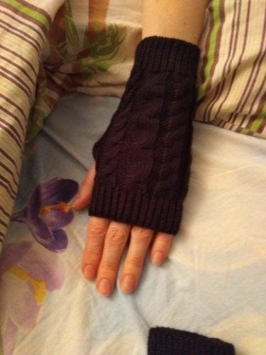 Luva de Inverno Free Fingers photo review