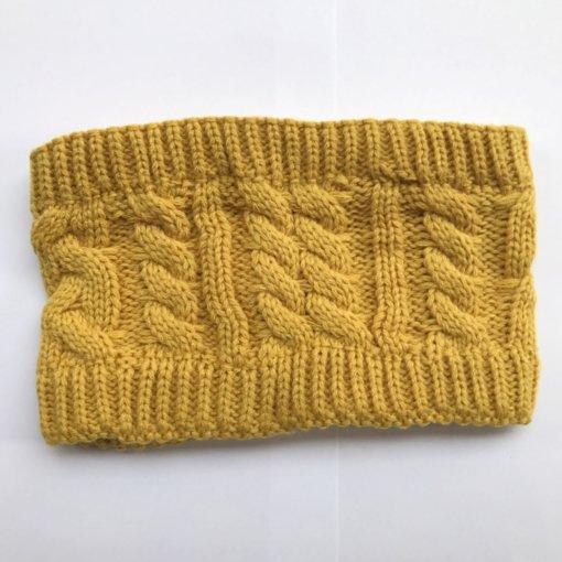 Yellow 1 510x510 - Touca de Croche Feminina Estilizada Aberta