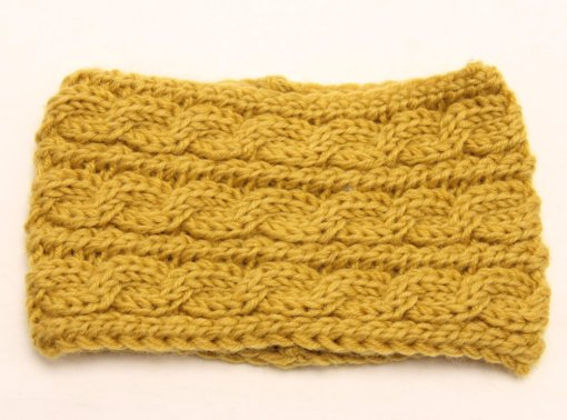 Yellow 510x378 - Touca de Croche Feminina Trançada Aberta